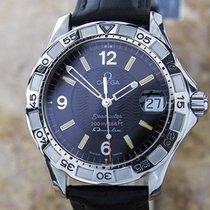 Omegamatic Automat Quartz Original Swiss Men Sports Watch 2000...