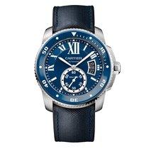 Cartier Calibre Diver Automatic Mens Watch Ref WSCA0010