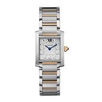Cartier Tank Francaise Quartz Ladies Watch Ref WE110004