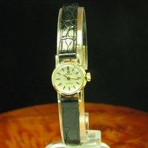 Omega Geneve 14kt 585 Gold Handaufzug Damenuhr / Ref 1211 /...