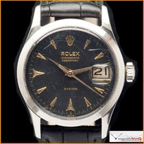 """Rolex Oyster Date Perpetual Honeycomb Dial """"Rite Time""""..."""