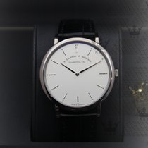 A. Lange & Söhne 211.026  Saxonia Thin Silver Dial