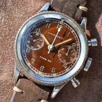 "Auricoste Type 20 military Flyback Chronograph ""tropical"""