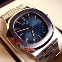 "Patek Philippe 5711/1A-010 Nautilus ""Blue"" NEU/ Box..."