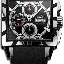 Edox Classe Royale Chronograph Automatic 01105357nnin