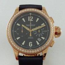 Jaeger-LeCoultre Chronograph Master Compressor gold/diamonds