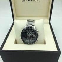 TAG Heuer New Tag Heuer Carrera Calibre 16 Automatic Chronogra...