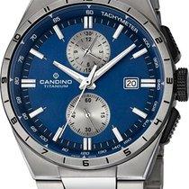 Candino Sport C4603/2 Herrenchronograph Sehr Sportlich