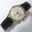 Minerva vintage Herrenuhr Chronograph ca. 1958