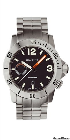 Glycine LAGUNARE L 1000 - 100 % NEW
