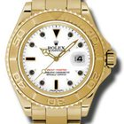 Rolex YACHT-MASTER MEN'S YELLOW GOLD ON BRACELET - ...