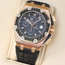 Audemars Piguet Royal Oak Offshore Juan Pablo Montoya Rose...