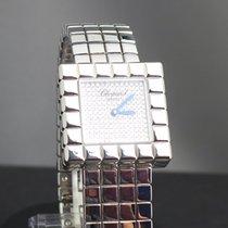 Chopard ICE Cube 11/7407 orig. Besatz in Weißgold