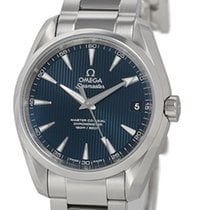 Omega [NEW] Seamaster Aqua Terra 150 M Master Co-Axial 38.5mm