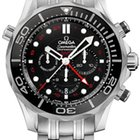 Omega Seamaster Diver GMT Co-Axial