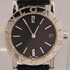 Bulgari Rare Vintage  Bb 30 Sl Automatic Stainless Steel Watch...