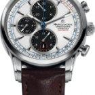 Maurice Lacroix Pontos PT6288-SS001-130 Herren Automatikchrono...