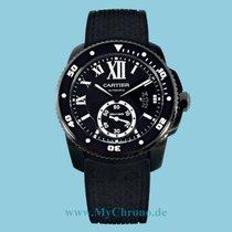 Cartier Calibre De Cartier Diver Karbon 42mm Kautschuk -NEU-