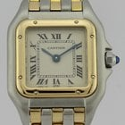 Cartier PANTHERE LADY STEEL AND GOLD 022693