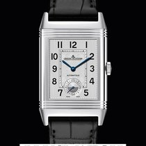 Jaeger-LeCoultre Reverso Classic Large Duoface Stainless Steel...