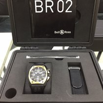 Bell & Ross BR02 Automatic Full set