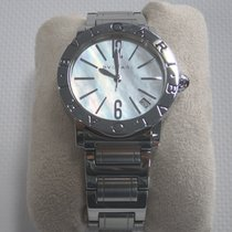 Bulgari BVLGARI 33mm LADIES PERLMUTT AUTOMATIC