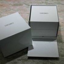 Seiko vintage watch maxi  box white for  chrono and other models
