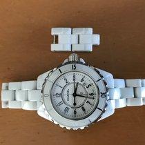 Chanel J12 WHITE Ceramic