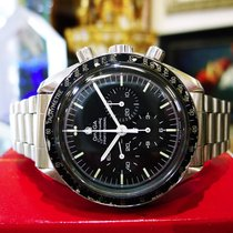 Omega Speedmaster Professional Chronograph Stainless Steel...
