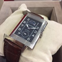 Jaeger-LeCoultre Reverso Duo Day/Night White gold