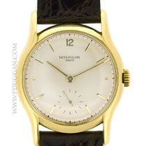 Patek Philippe 18k yellow gold vintage Ref 2406