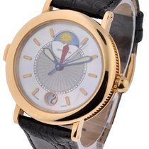 Gérald Genta Night & Day Moonphase in Rose Gold