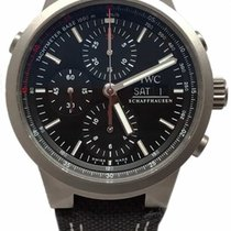 IWC GST Chrono Rattrapante Jan Ulrich 3715.37 Limited Edition