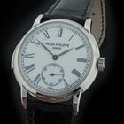 Patek Philippe Platinum Enamel Minute Repeater 5078P