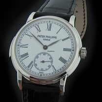 Patek Philippe Platinum Enamel Minute Repeater 5078P