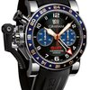 Graham Chronofighter Oversize GMT Steel