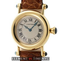 Cartier Diablo Collection Diablo 18k Yellow Gold 27mm Ref. 1440