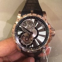 Roger Dubuis Excalibur Automatic Flying Tourbillon Ltd Ed 88...