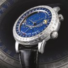 Patek Philippe [NEW] [COLLECTABLE] Rare Celestial 44mm White...