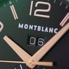 Montblanc Timewalker GMT Black Steel 42mm Automatic Men...