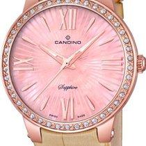 Candino Elegant C4598/2 Damenarmbanduhr Mit Kristallsteinen