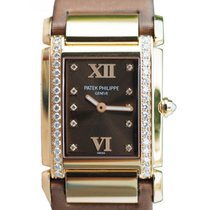 Patek Philippe 4920R-001 Twenty~4 Ladies Medium 34 x 30mm...