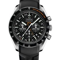 Omega Speedmaster HB SIA Co Axial GMT Chronograph