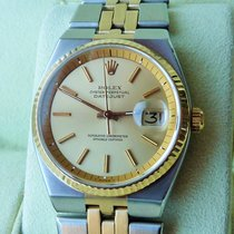 Rolex 1630 Automatic 1570 Oysterquartz Date Just steel Gold