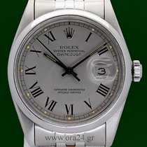 Rolex Datejust 16000 Grey Dial 36mm Stainless Steel