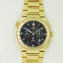 IWC Ingenieur Chronograph Alarm Gelbgold 18K 750