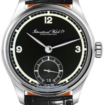 IWC Portuguese Hand Wound Eight Days IW510205 75th Anniversary