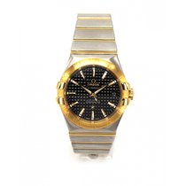Omega Constellation Co-Axial Two Tone 35mm