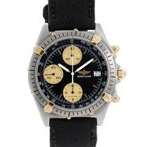Breitling Chronomat In Acciaio E Oro Giallo 18kt Ref. 81950
