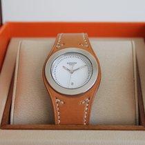 Hermès Harnais Ladies Watch - Stainless Steel & Hermes...